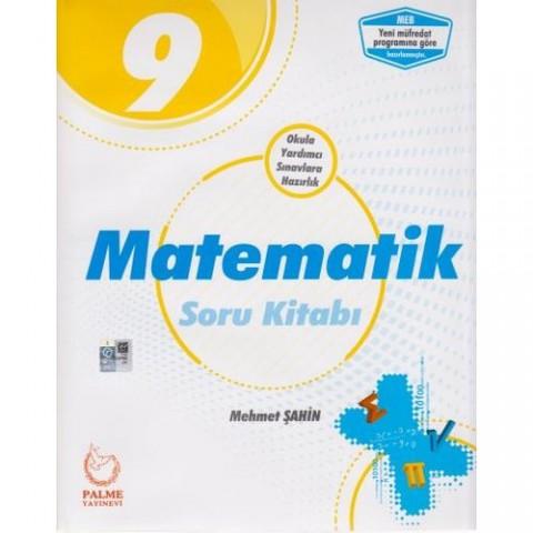Palme Yayıncılık 9. Sınıf Matematik Soru Kitabı - Mehmet Şahin