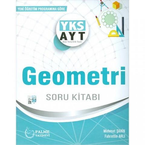 Palme Yayıncılık Yks Ayt Geometri Soru Bankası - Mehmet Şahin