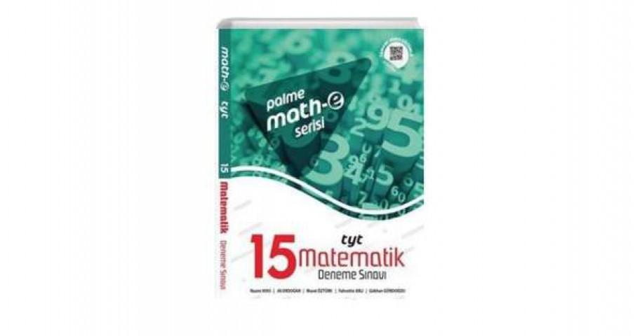Palme Yayınları TYT Matematik 15 Deneme Sınavı Mathe Serisi