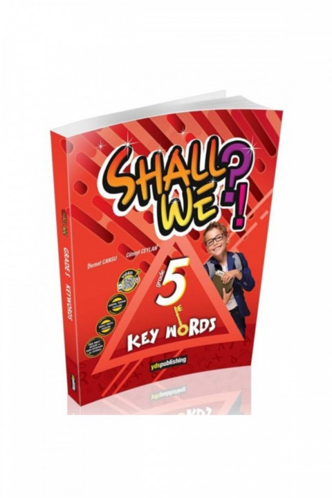 Publishing Shall We?! Grade 5 Key Words Vocabulary Book