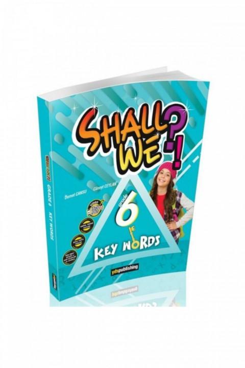 Publishing Shall We?! Grade 6 Key Words Vocabulary Book