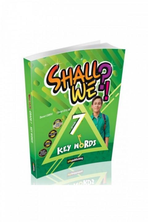 Publishing Shall We?! Grade 7 Key Words Vocabulary Book