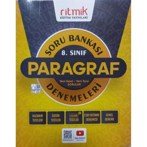 RİTMİK 8.SINIF PARAGRAF SB-DENEME