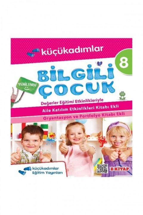 Sadık Uygun 5-6 Yaş Bilgili Çocuk Seti (11 Kitap)