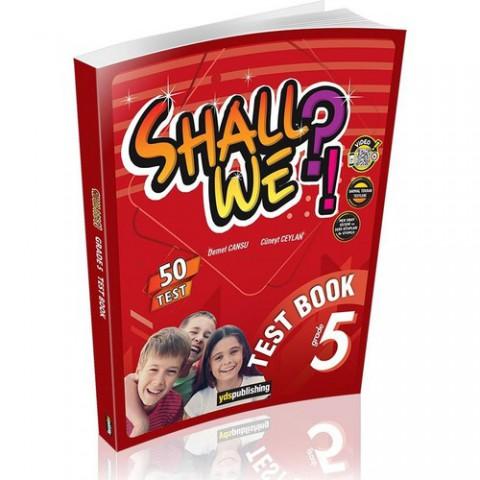 Shall We? Grade 5 Test Book