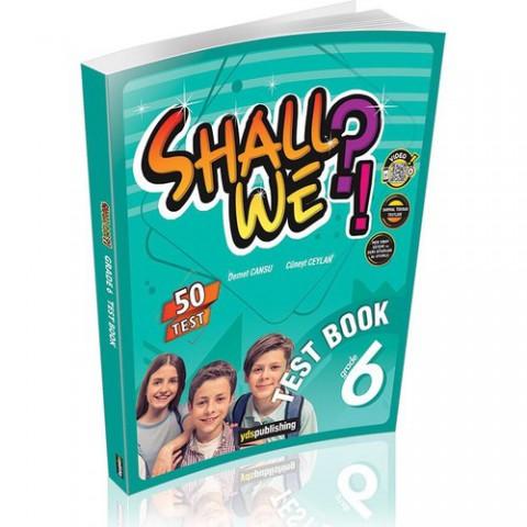 Shall We? Grade 6 Test Book