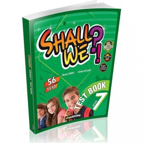 Shall We ? Grade 7 Test Book