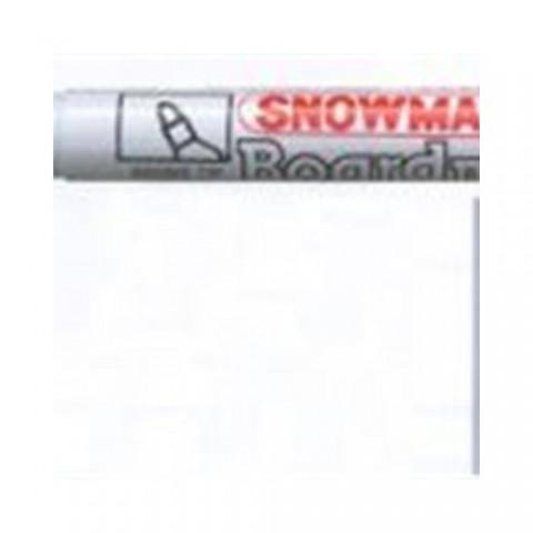 Snowman Kırmızı Tahta Kalemi Bg-12