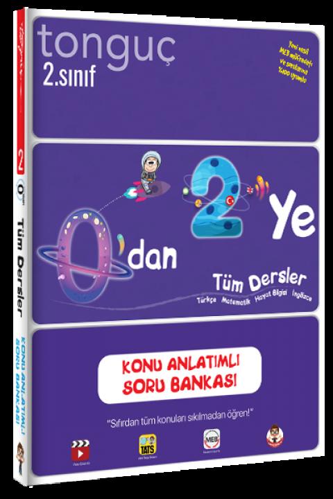 Tonguç Yayınları 0´dan 2´ye Konu Anlatımlı Soru Bankası