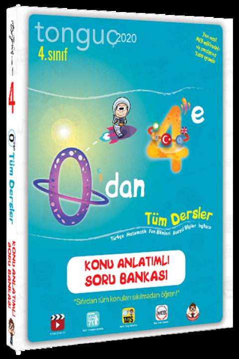 Tonguç Yayınları 0'dan 4'e Konu Anlatımlı Soru Bankası