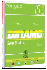 Tonguç Yayınları 10. Sınıf Dinamo Biyoloji Soru Bankası