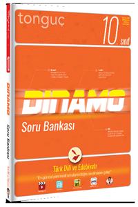 Tonguç Yayınları 10. Sınıf Dinamo Türk Dili ve Edebiyatı Soru Bankası