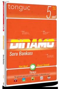 Tonguç Yayınları 5. Sınıf Dinamo Türkçe Soru Bankası