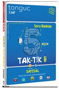 Tonguç Yayınları 5. Sınıf Taktikli Sayısal Soru Bankası
