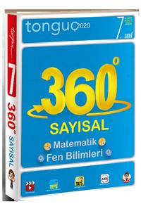 Tonguç Yayınları 7. Sınıf 360 Soru Bankası Sayısal