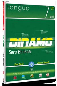 Tonguç Yayınları 7. Sınıf Dinamo Fen Bilimleri Soru Bankası