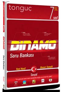 Tonguç Yayınları 7. Sınıf Dinamo Sosyal Bilgiler Soru Bankası