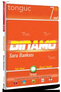 Tonguç Yayınları 7. Sınıf Dinamo Türkçe Soru Bankası