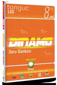 Tonguç Yayınları 8. Sınıf Türkçe Dinamo Soru Bankası