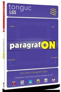 Tonguç Yayınları ParagrafON - 5,6,7. Sınıf ve LGS