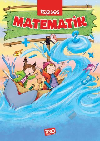 Topses Matematik 2. Sınıf Çalışma Kitabı