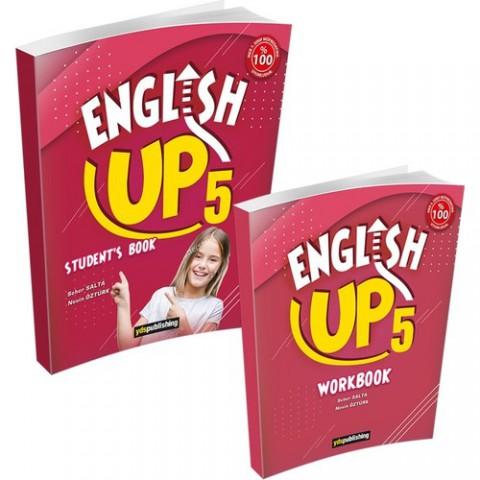 Yds Publishing English Up 5(Student's Book + Workbook)